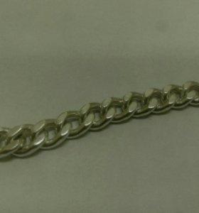 Серебряная цепочка 925 проба