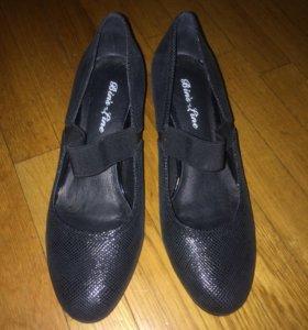 Туфли из натуральной кожи👠