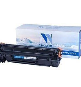 Картридж HP CB435A CB436A CE285A Canon 725