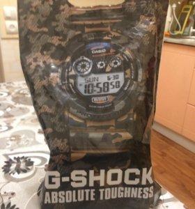 Часы g shock ga 100