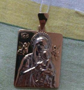 Золотой медалион 585 срочно