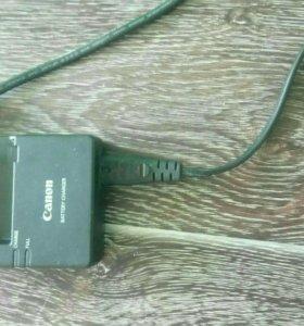 Зарядное устройство для аккумулятора Canon