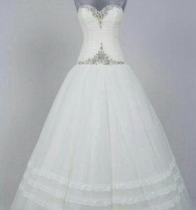 Подшив и ремонт свадебных платьев.