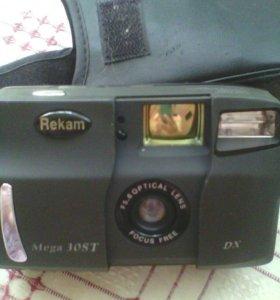 Фотоаппарат мыльница.