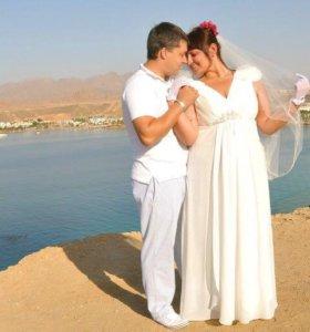 Сарафан/свадебное платье/платье для беременных