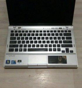 Ноутбук Sony vaio z1