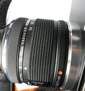 Беззеркальный фотоаппарат olympus pen lite e-pl3