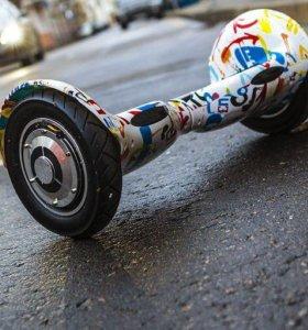 """Гироскутеры Smart Balance Wheel 10""""+Самобаланс"""