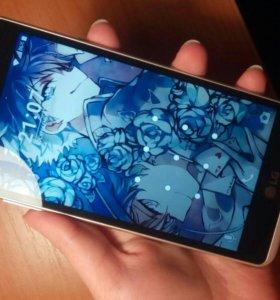 Продаю телефон LG X style.