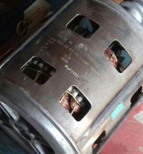 Электодвигатель от машинки автомат