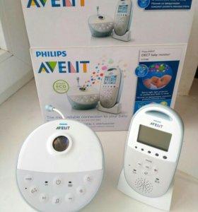 Радио няня Philips Avent SCD580