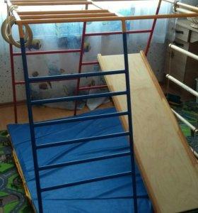 Детский спортивный комплекс ''ранний старт''