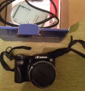 Canon SX500IS