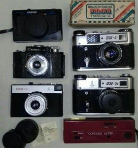 6 фотоаппаратов