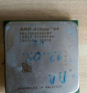 Процессор AMD Athlon 64