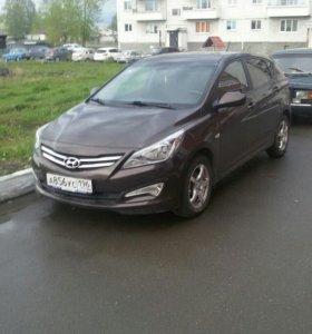 Продам Hyundai Solaris.