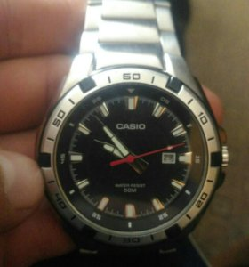 Casio water resist 50M