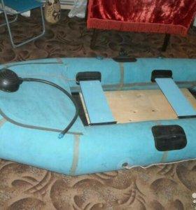 Лодка омега 2