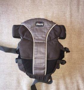 Рюкзак-кенгуру (переноска для детей)