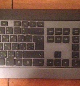 Беспроводная клавиатура + мышь rapoo 8900
