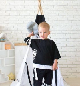 Стильная детская одежда