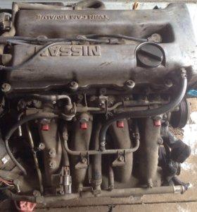 Продам двигатель SR20DE