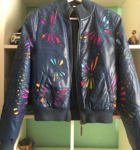 Куртка женская из Полиэстра👍