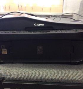 принтер сканер копир pixma mx 310