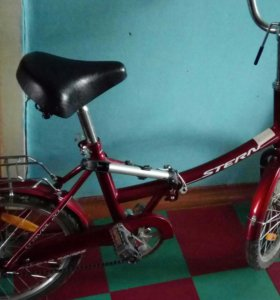 "Продам велосипед ""stern travel 20"""