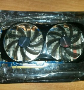 Видеокарта Gigabyte GeForce GTX 650 Ti Boost 2Gb