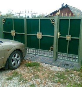 Ворота .