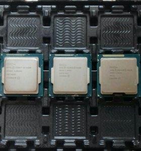 Процессоры новые