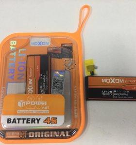 Аккумулятор для iPhone 4S Moxom