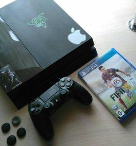 Sony Playstation 4 + FIFA15