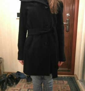Пальто из альпаки. Размер 42-44