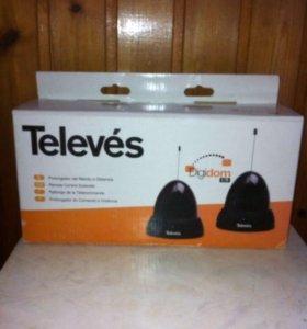 Радиоудлинитель пульта Televes