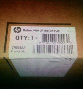 Ati radeon HD 4650 1GB PCIe x 16 Dual Display Port