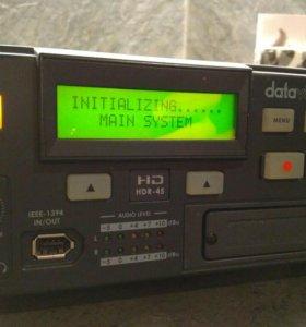 SDI HDD video recorder datavideo
