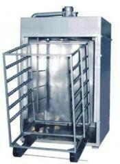 Термокамеры (2) КТМ-200 /КТО-200 для копчения