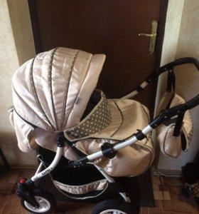 Детская коляска трансформер 2 в 1