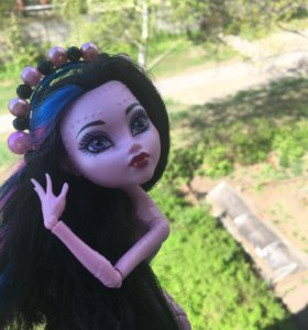 Дракубекка монстер хай/monster high