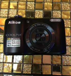 Фотоаппарат Nikon coolpix l26