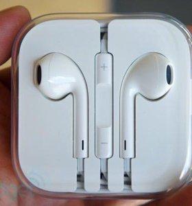 EarPods apple original наушники от iPhone 6s