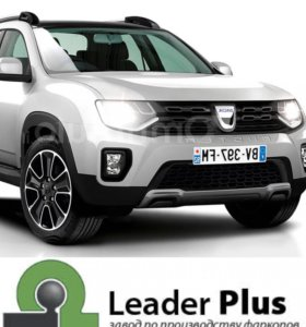 "Фаркоп ""Leader"" Renault Duster (2 WD, 4WD)"