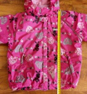 Куртка Reima, р.86(можно носить до роста 100 см)