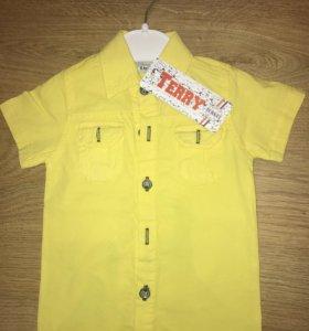 Рубашка для мальчика из Турции