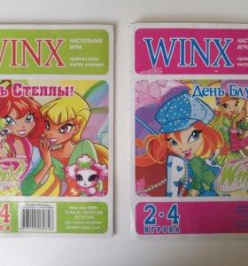 WINX настольная игра