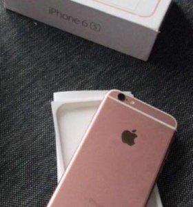 6sGolde Rose64gbApple IPhone