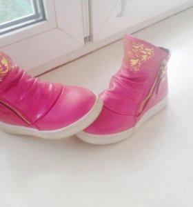 Новые ботиночки 27р-р