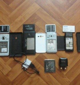 Телефоны на запчасти или под востоновление